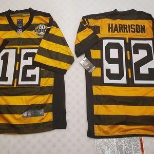 online store f0d9b 91f6f Nike Pittsburgh Steelers jerseys NWT